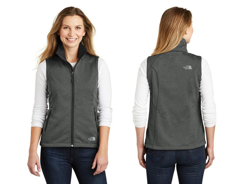 Ladies Ridgeline Soft Shell Vest