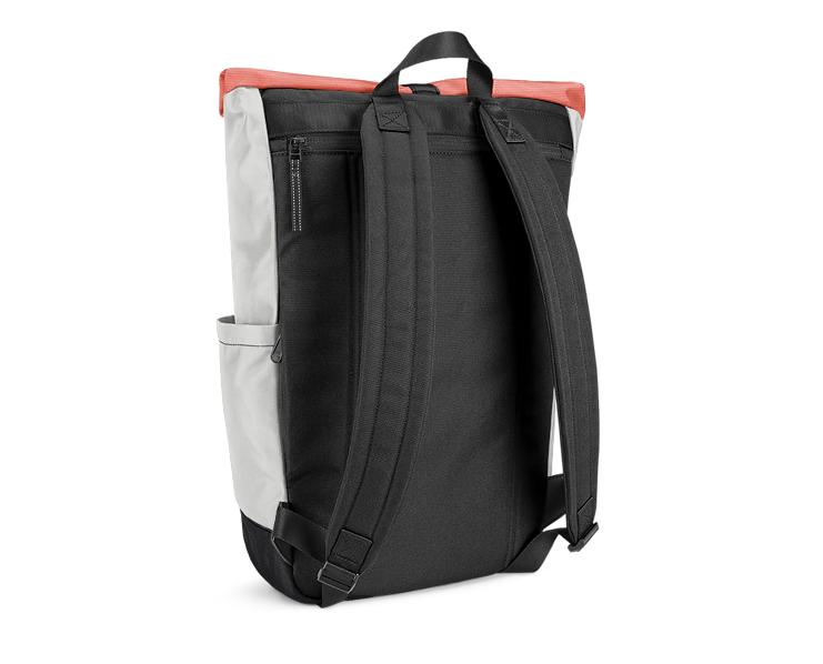 Custom Tuck Backpack Back