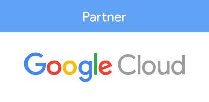 Google Cloud partner badge