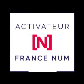 Activateur FranceNum