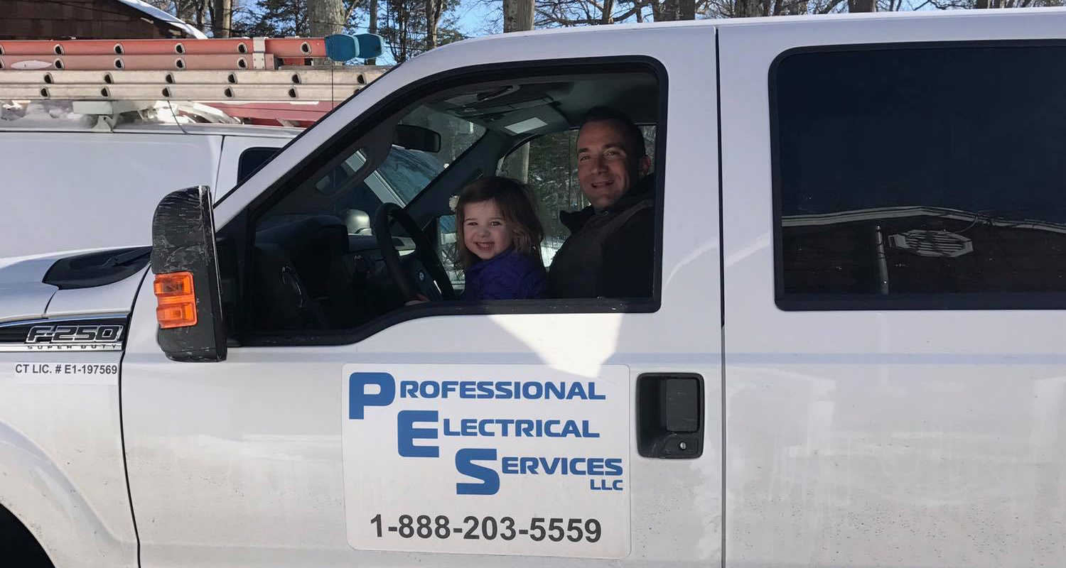 robert mack owner of professional electrical services
