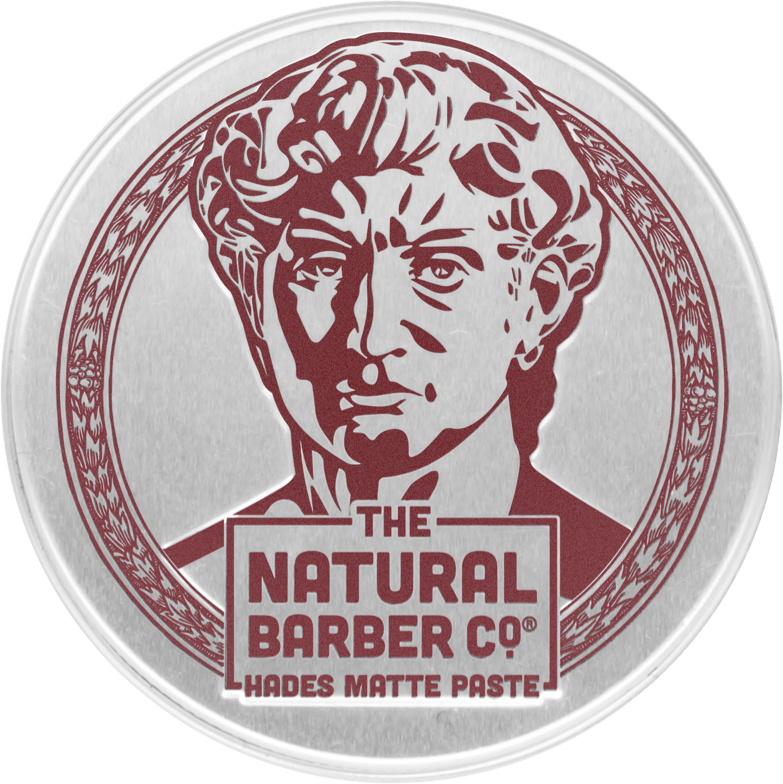 Hades Matte Paste Light Hold Hair Wax 100g by Natural Barber Co.