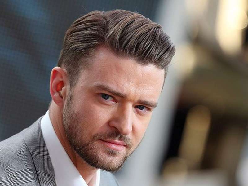 Justin Timberlake Hair - Get The Look with Zeus Pomade Hair Wax