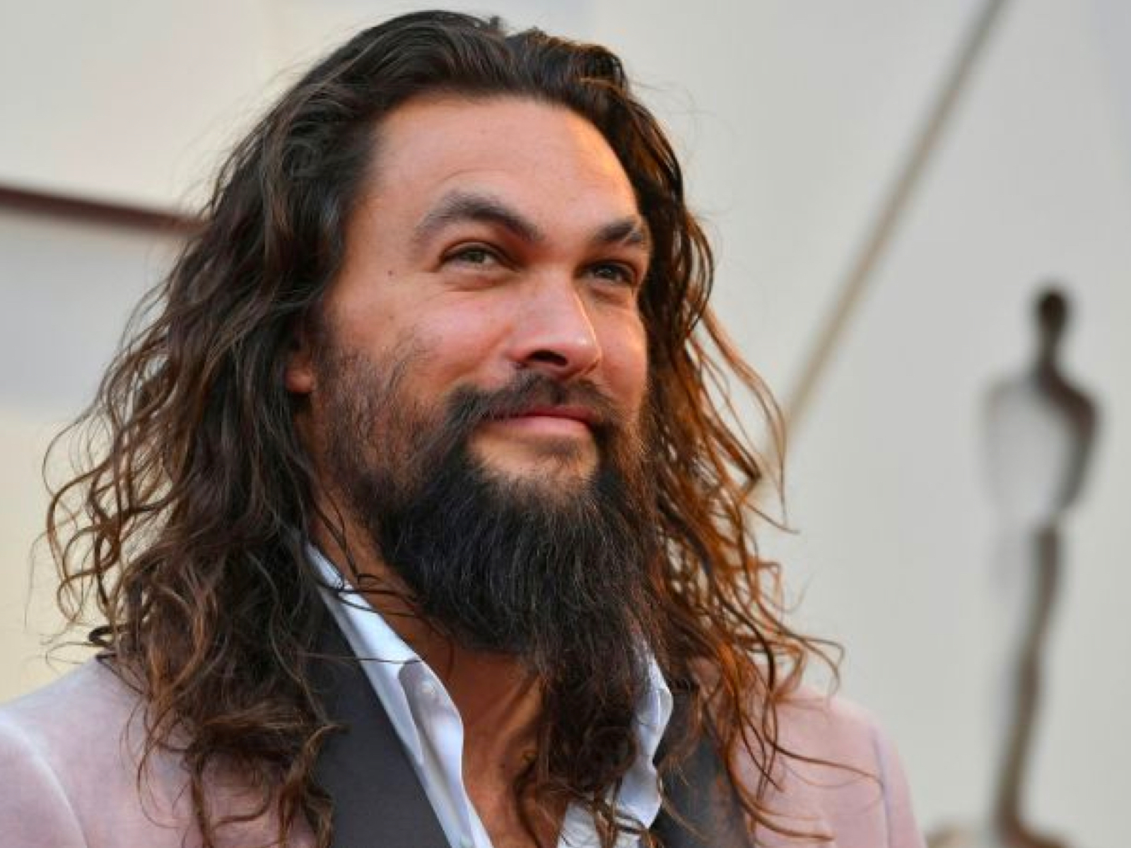 Jason Momoa Hair - Get The Look with Hades Matte Paste Natural Hair Wax