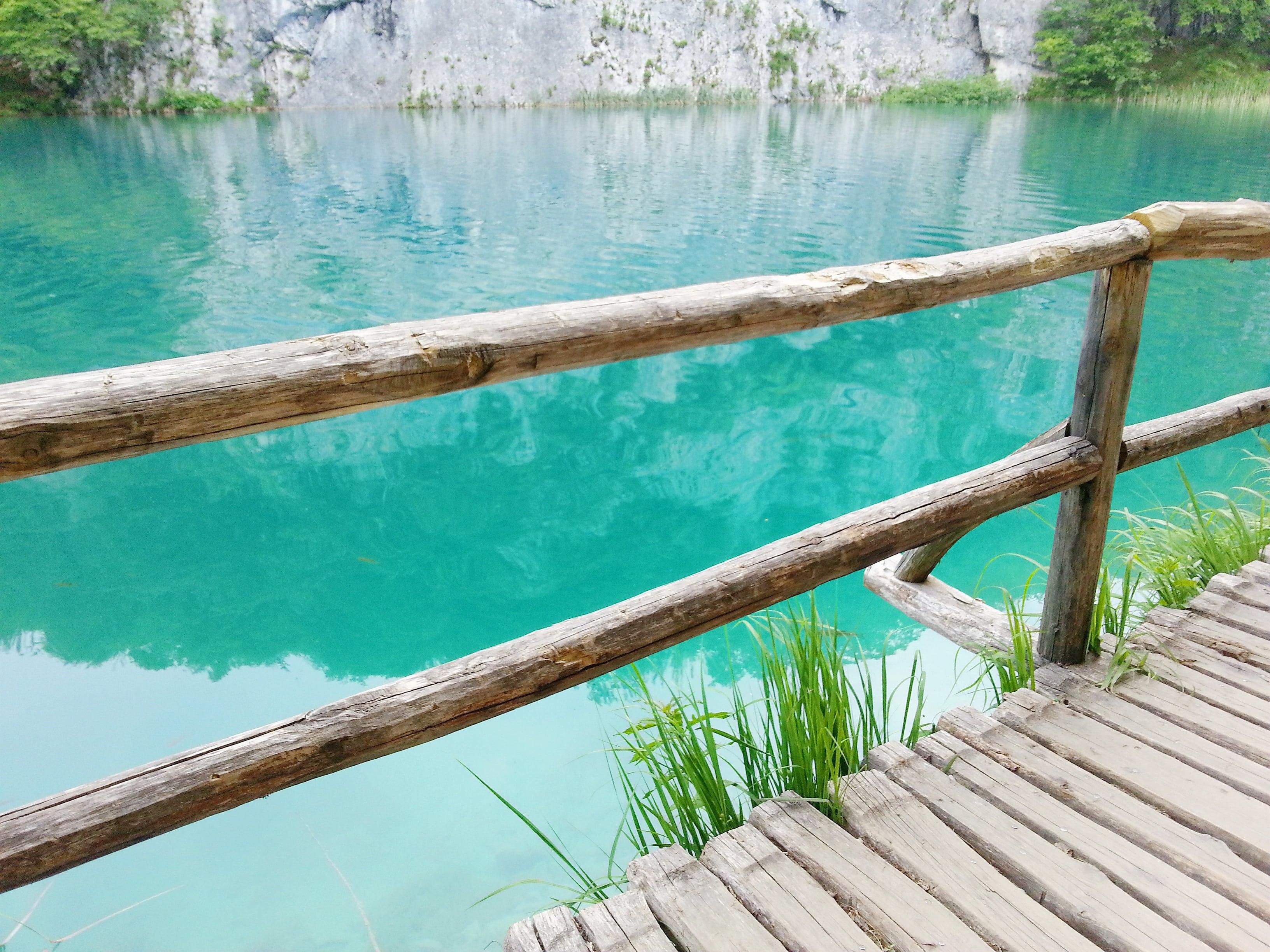 красив мост, мост плитвички езера, сърцето на хърватска