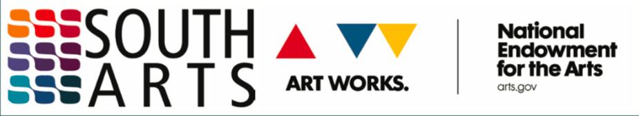 South Arts/NEA/Artworks