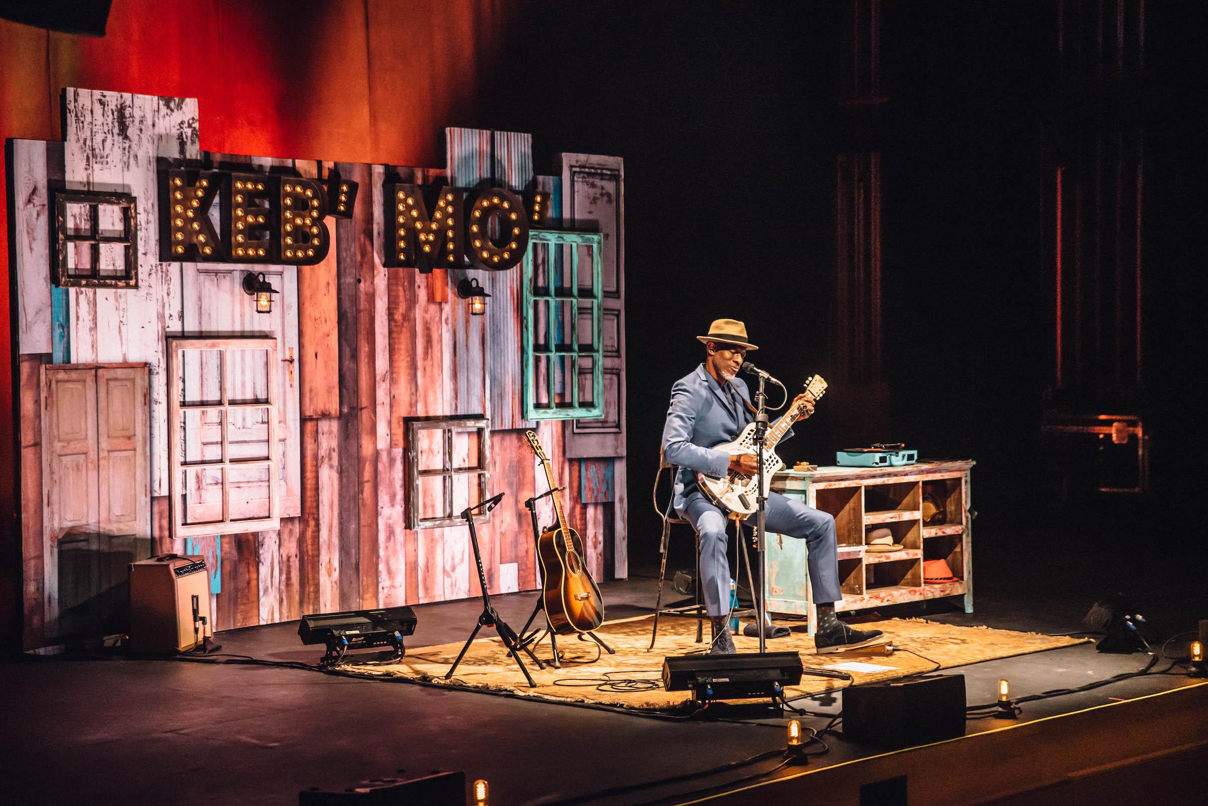 Keb' Mo On Stage