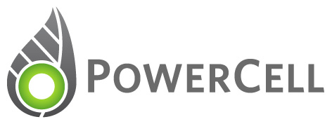 Powercell logotype