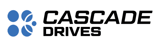 Cascade drives logotype