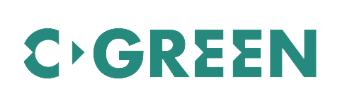 C Green logotype