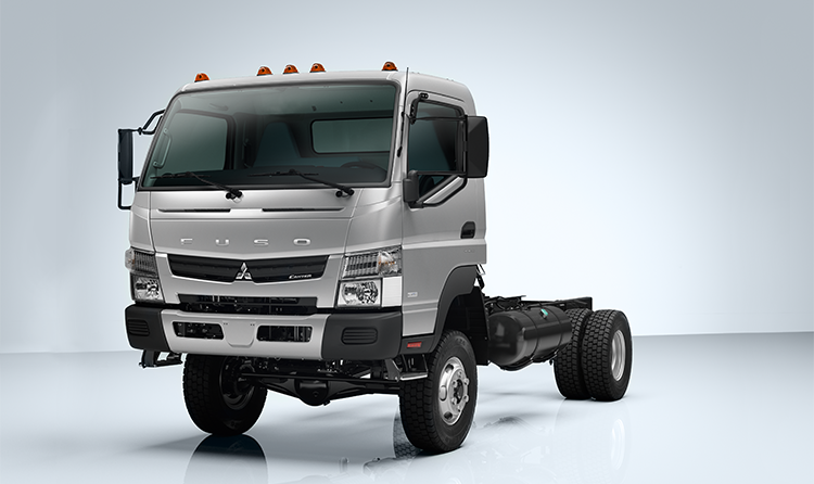 FUSO FG4X4 | New Commercial Truck for Sale