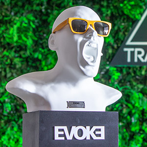 Live marketing Evoke