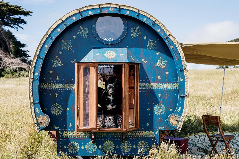 Gypsy Wagon Glamping