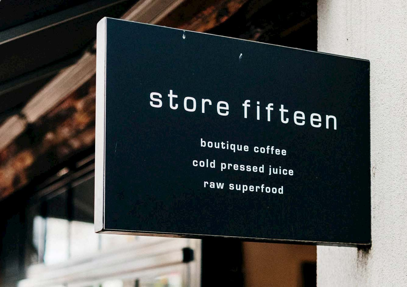 Store Fifteen