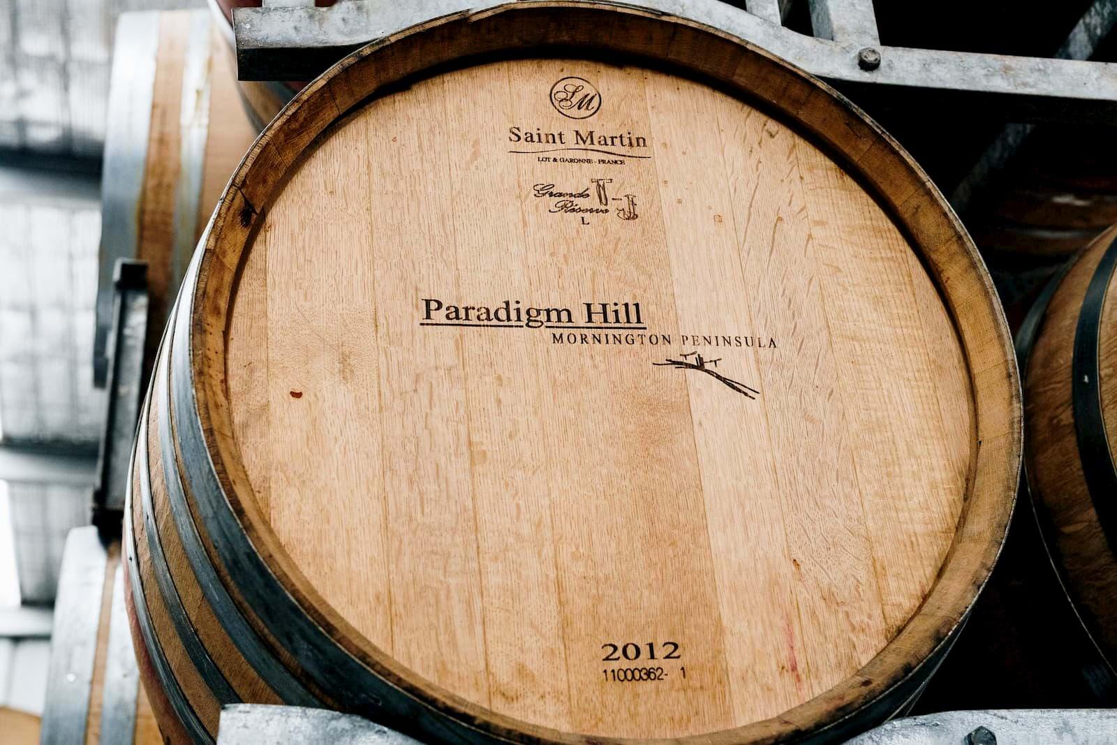 Paradigm Hill