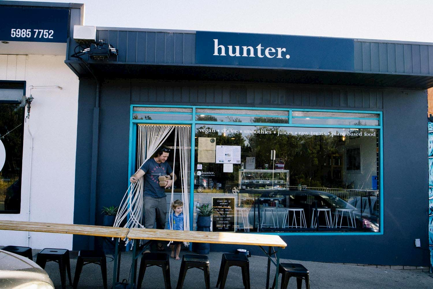 Hunter Cafe & Store