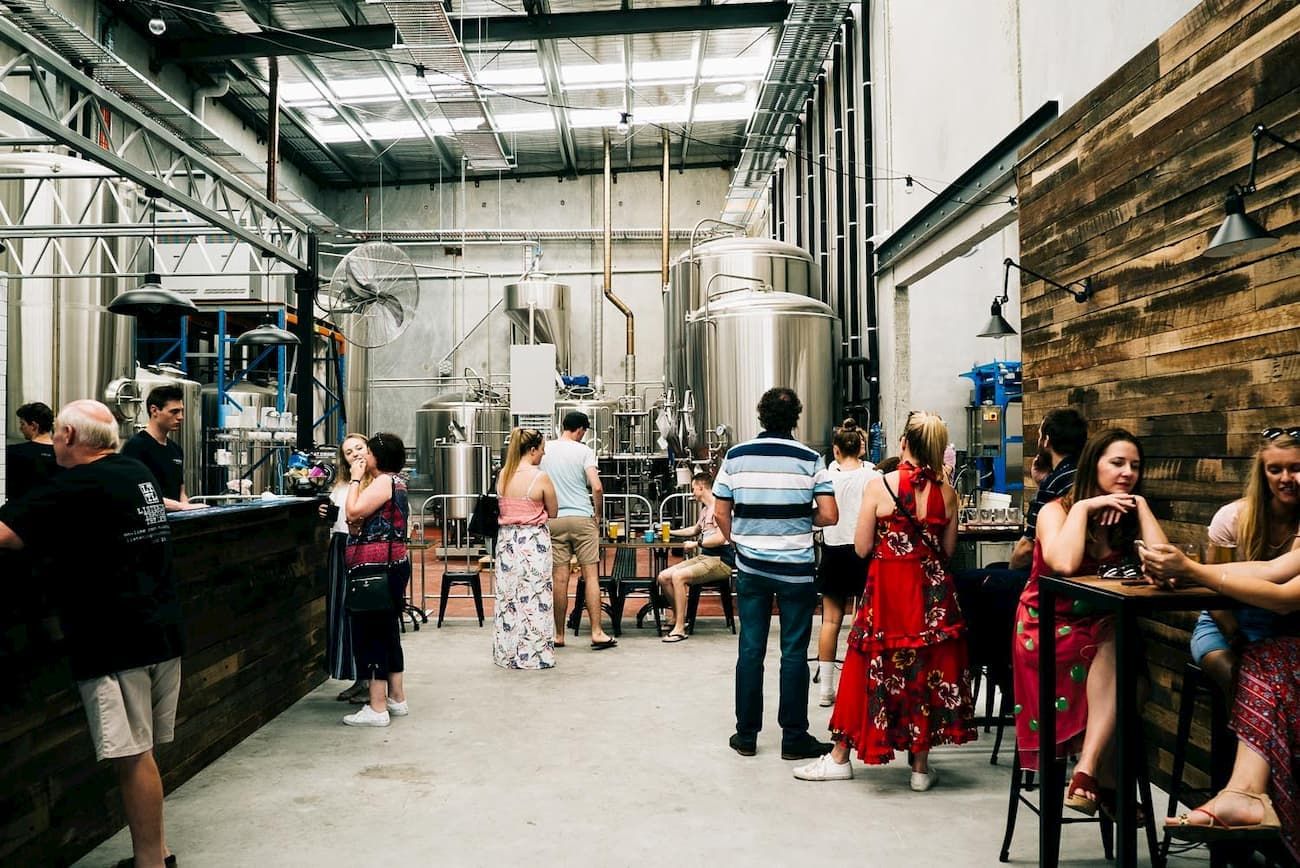 Two Bays Brewing Co.