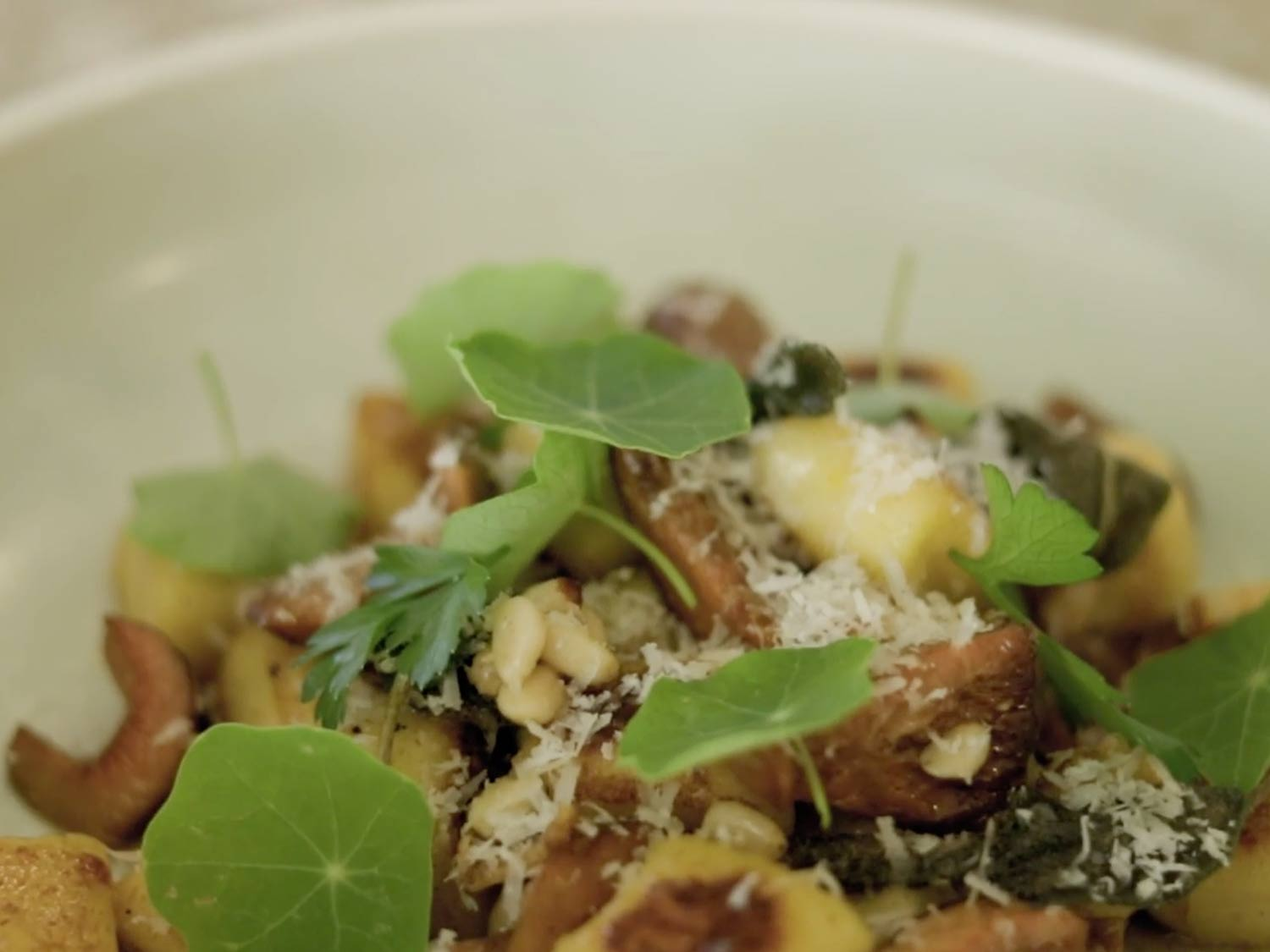 Making Gnocchi With Michael Demagistris
