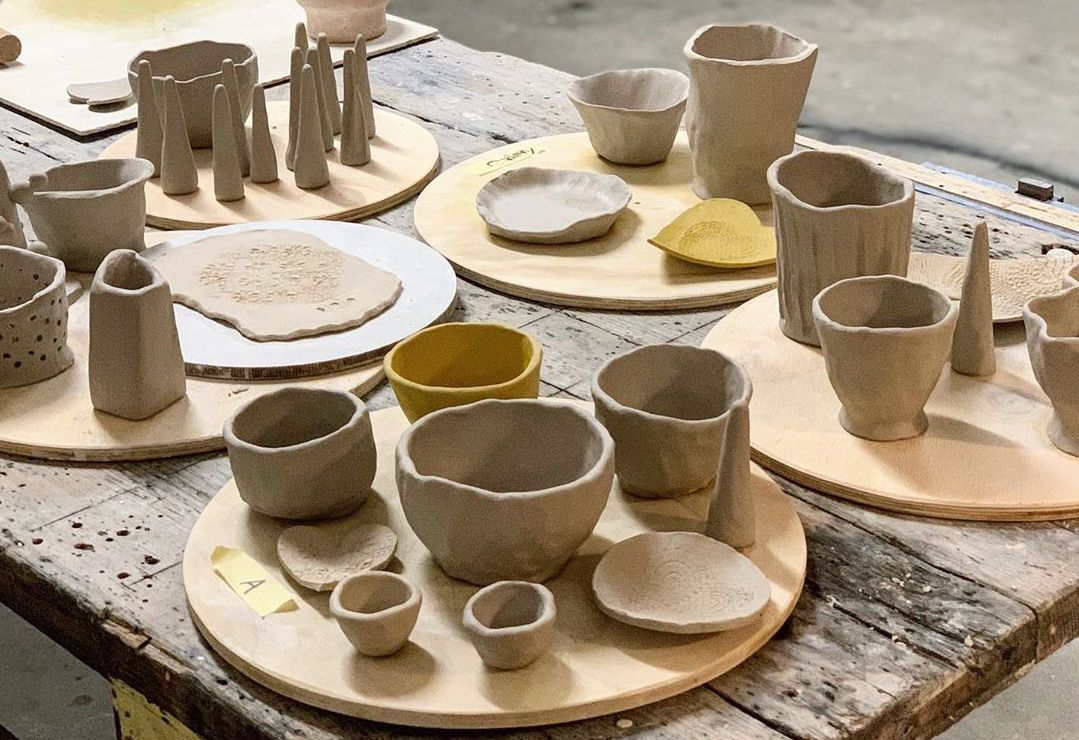 Ceramics At Home With Til Foley