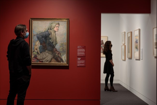 Works By Women at The MPRG