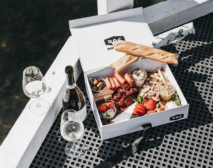Where to Picnic on The Ninch
