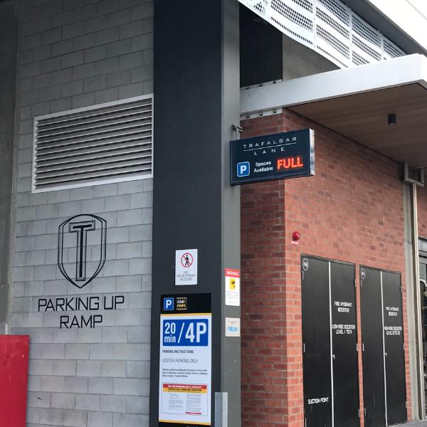 Trafalgar Lane, Brisbane