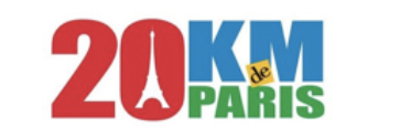 Logo de la course team building 20km de Paris