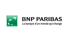 Logo de la BNP Paribas