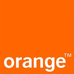Logo of Orange
