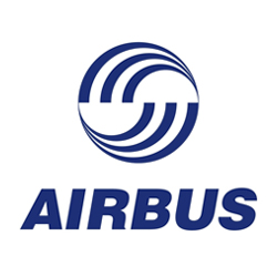 Logo of Airbus