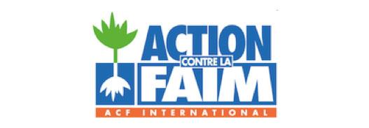 Logo du projet Don de tickets restaurant pour Action contre la Faim