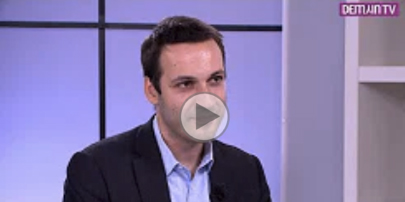 Image de l'interview de Benjamin Hannache pour demain.tv