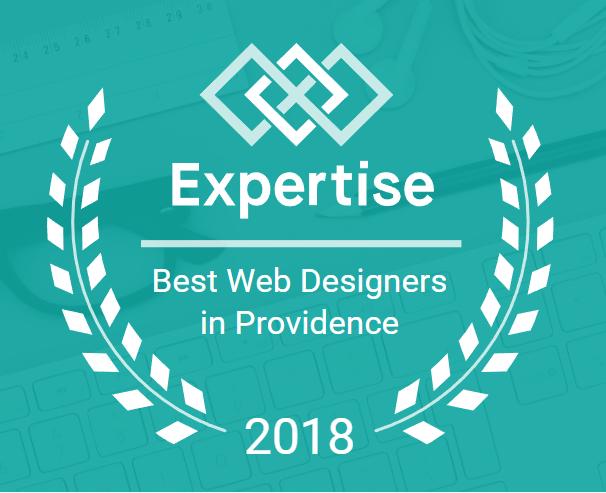Expertise Award - Best Web Designers in Providence in 2018
