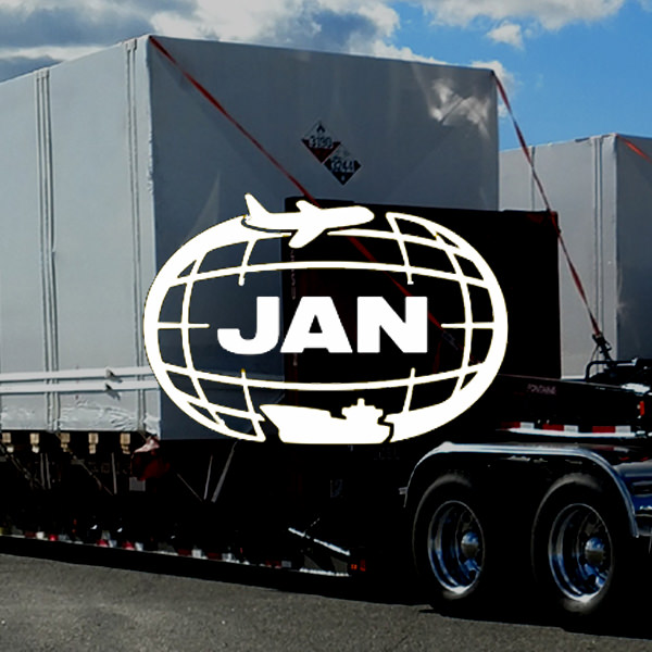 Jan Packaging, Inc. Project