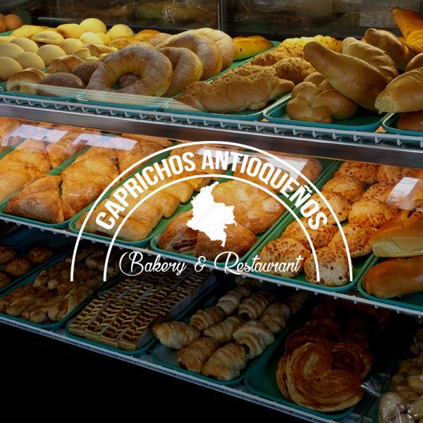 Caprichos Antioqueños Bakery & Restaurant Project