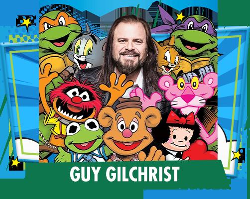 Guy Gilchrist