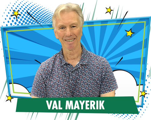 Val Mayerik