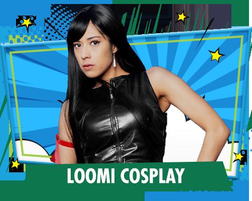 Loomi Cosplay