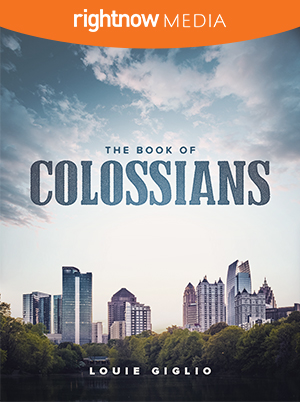 The Book of Colossians Cover Image