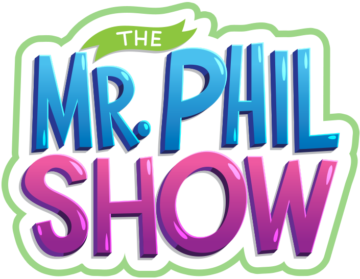 The Mr. Phil Show Logo