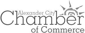 Alexander City Chamber of Commerce Logo