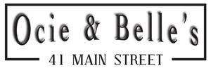 Ocie & Belle's Logo
