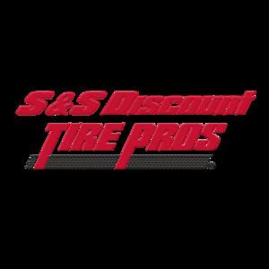 S&S Discount Tire Pros Logo