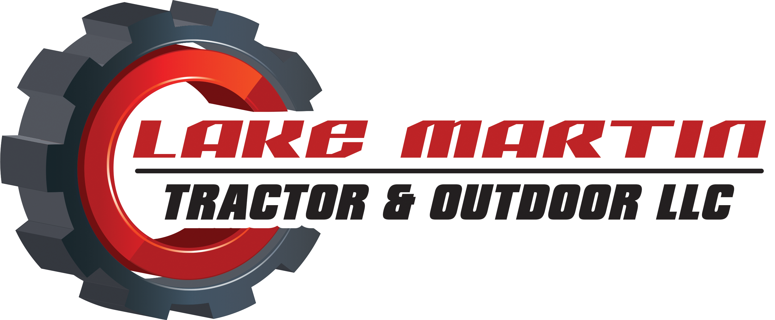 Lake Martin Tractor & Outdoor Logo