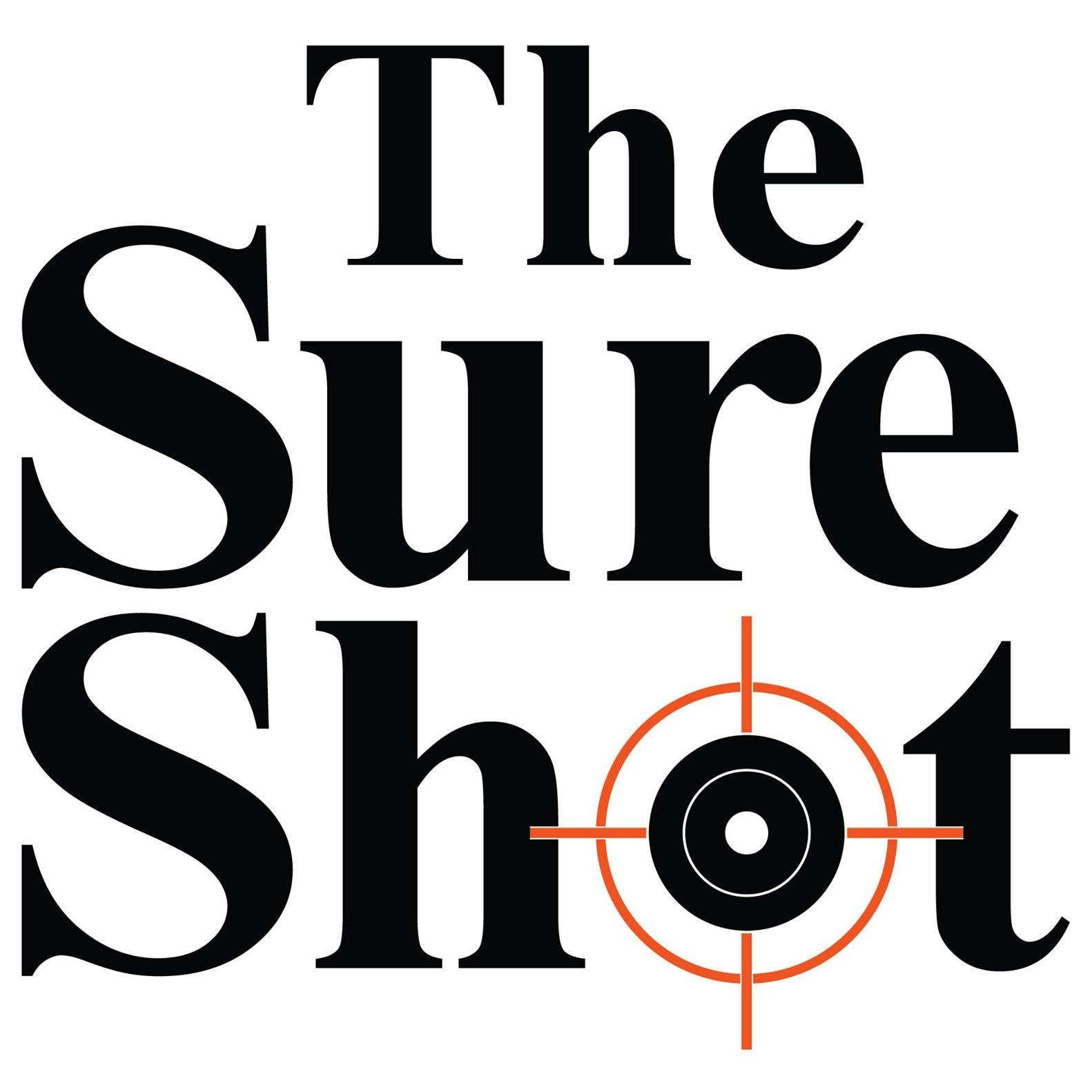 The Sure Shot Logo
