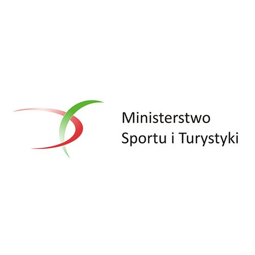 logo ministerstwo sportu i turystyki