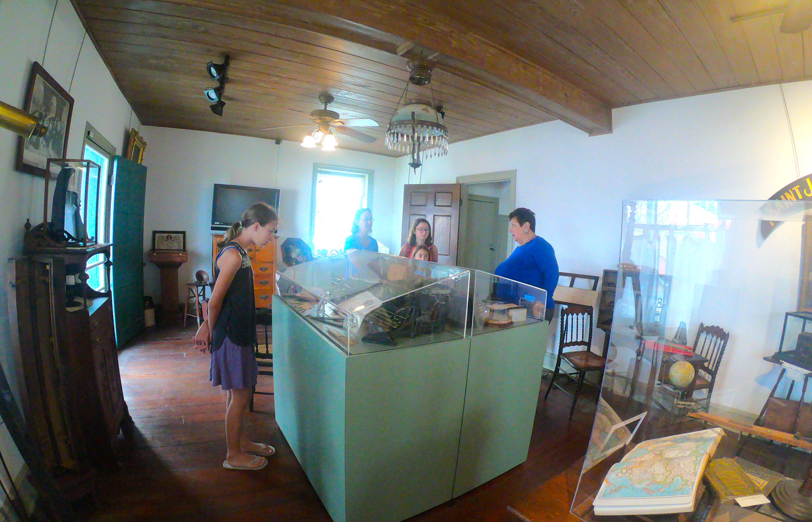 Father Miguel House Museum in St Augustine Florida