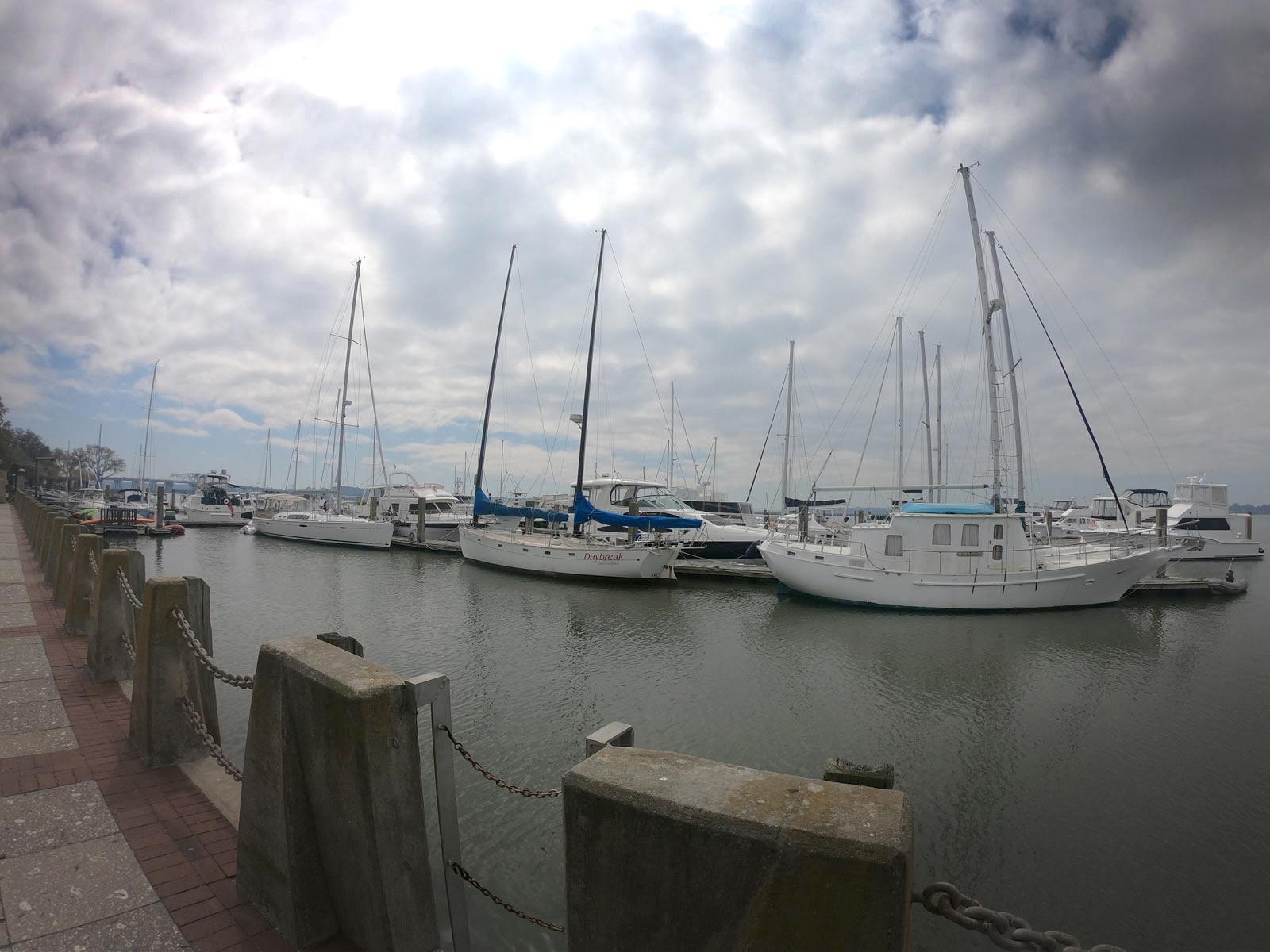 Beaufort, South Carolina Riverfront