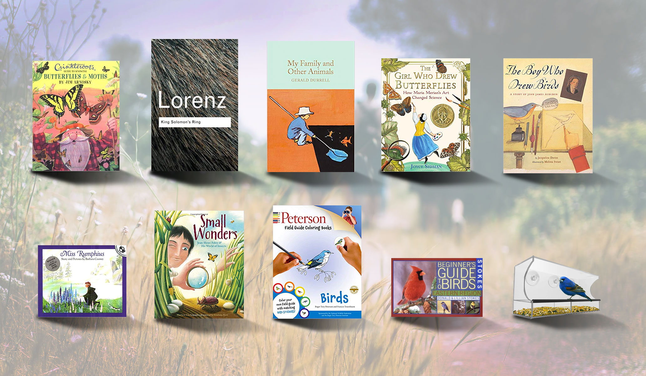 10 Best Children books for nature study