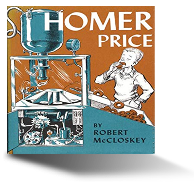 Homer Price audiobook cover